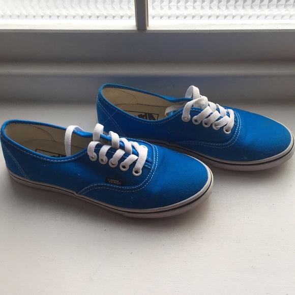Vans Shoes | Authentic Lo Pro Sky Blue